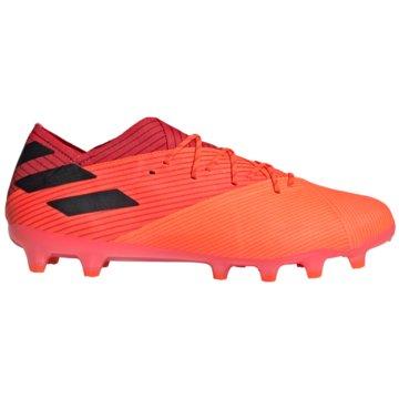 adidas Nocken-SohleNemeziz 19.1 AG orange