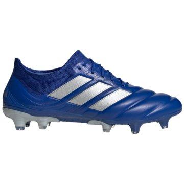 adidas Nocken-SohleCopa 20.1 FG blau