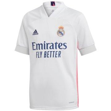 adidas FußballtrikotsREAL H JSY Y - FQ7486 -