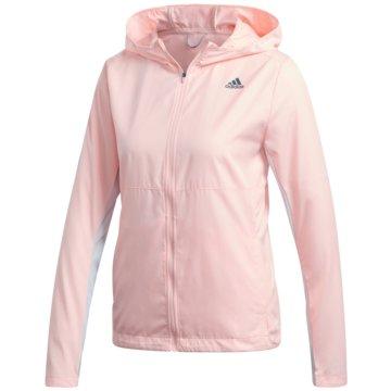 adidas Laufjacken & -westenOWN THE RUN JKT - GC6867 rosa