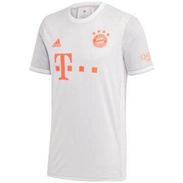 adidas FußballtrikotsFC Bayern München Auswärtstrikot -