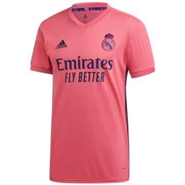 adidas FußballtrikotsReal Madrid Away Jersey 2020/2021 -