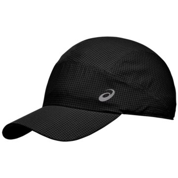 asics CapsLIGHTWEIGHT RUNNING CAP - 3013A291-002 schwarz