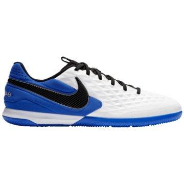 Nike Hallen-SohleREACT TIEMPO LEGEND 8 PRO IC - AT6134-104 weiß