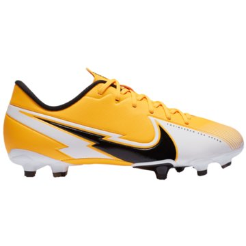 Nike Nocken-SohleJR. MERCURIAL VAPOR 13 ACADEMY MG - AT8123-801 gelb