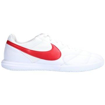 Nike Hallen-SohleNike Premier II Sala (IC) Indoor/Court Soccer Shoe - AV3153-160 weiß