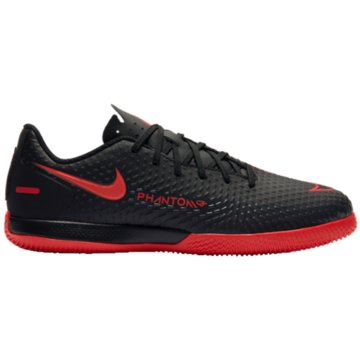 Nike Hallen-SohleJR PHANTOM GT ACADEMY IC - CK8480-060 schwarz