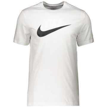 Nike T-ShirtsSPORTSWEAR - CU7324-100 weiß