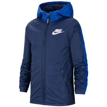 Nike ÜbergangsjackenNike Sportswear Big Kids' Fleece Jacket - CU9152-410 -