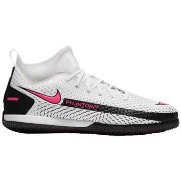 Nike Hallen-SohleJR. PHANTOM GT ACADEMY DYNAMIC FIT IC - CW6693-160 weiß