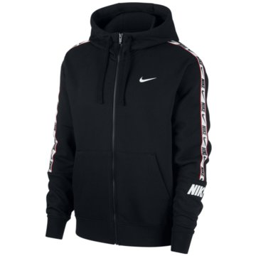 Nike SweatjackenNike Sportswear Men's Full-Zip Hoodie - CZ7826-010 schwarz
