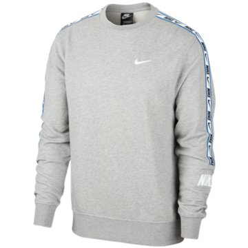 Nike SweatshirtsNike Sportswear Men's French Terry Crew - CZ7828-063 grau