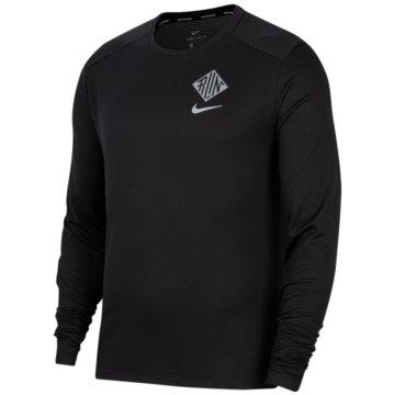 Nike SweatshirtsNike Pacer Wild Run Men's Graphic Running Crew - CU6050-010 -