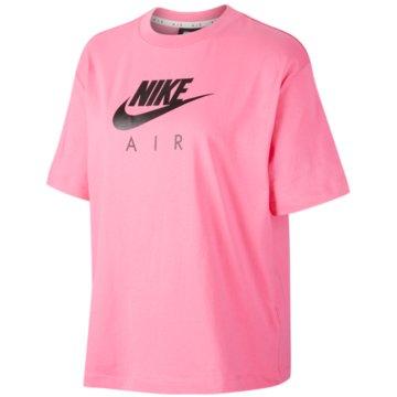 Nike T-ShirtsNike Air Women's Short-Sleeve Top - CU5558-684 pink