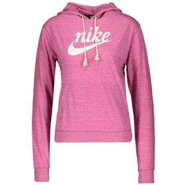 Nike HoodiesNike Sportswear Gym Vintage - CJ1691-691 pink