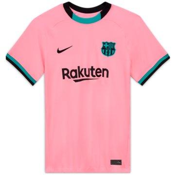 Nike Fan-TrikotsFC BARCELONA 2020/21 STADIUM THIRD - CK7850-654 -
