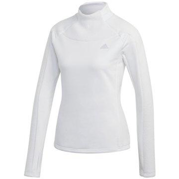 adidas SweatshirtsWARM LS - GC6900 weiß