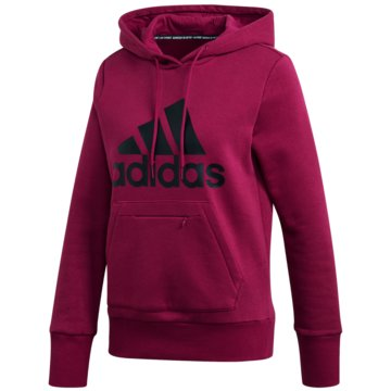adidas HoodiesW BOS OH HD - GC6928 pink