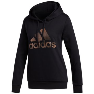 adidas HoodiesHOLIDAY HOOD W - GE0331 schwarz