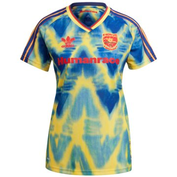 adidas FußballtrikotsAFC HUFC JSY W - GJ9081 gelb