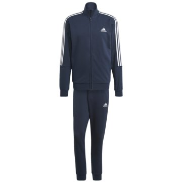 adidas TrainingsanzügeAEROREADY ESSENTIALS 3-STREIFEN TRAININGSANZUG - GK9977 weiß