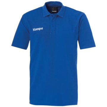Kempa PoloshirtsCLASSIC POLO SHIRT - 2002349 blau