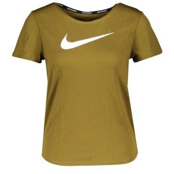 Nike T-ShirtsSWOOSH RUN - CU3237-368 gold