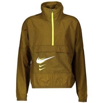 Nike LaufjackenNike Swoosh Run Women's Pullover Running Jacket - CU3254-368 -