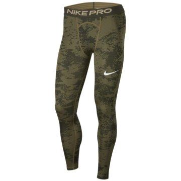 Nike TightsNike Pro Men's Camo Tights - CU4959-222 -