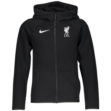 Nike Fan-Jacken & WestenLIVERPOOL FC TECH FLEECE ESSENTIALS - DC0616-010 -
