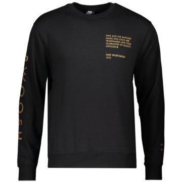 Nike SweatshirtsSPORTSWEAR SWOOSH - DC2577-010 -
