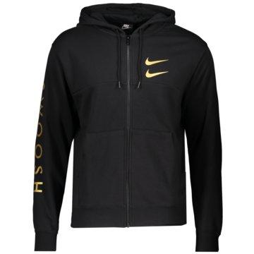 Nike SweatjackenNike Sportswear Swoosh Men's Full-Zip Hoodie - DC2582-010 -