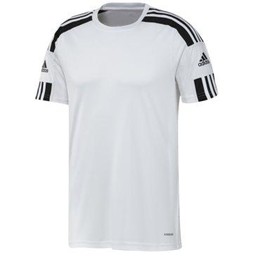 adidas FußballtrikotsSQUADRA 21 TRIKOT - GN5723 weiß