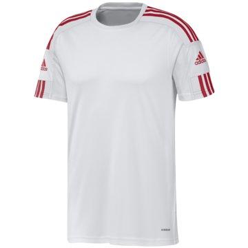 adidas FußballtrikotsSQUADRA 21 TRIKOT - GN5725 weiß