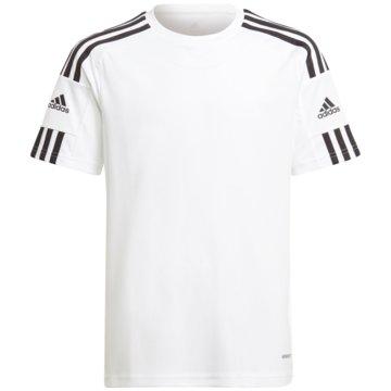 adidas FußballtrikotsSQUADRA 21 TRIKOT - GN5740 weiß