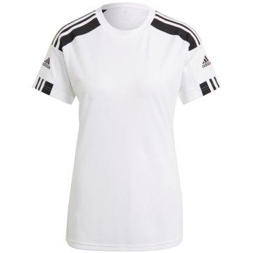 adidas FußballtrikotsSQUADRA 21 TRIKOT - GN5753 weiß