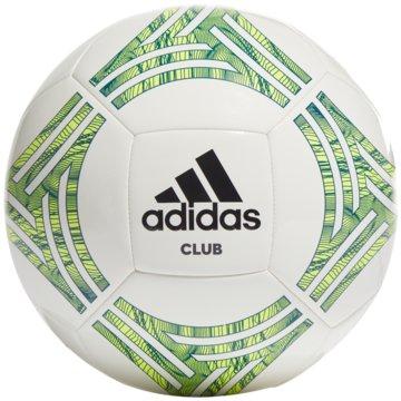 adidas FußbälleTANGO CLUB BALL - GH6613 weiß