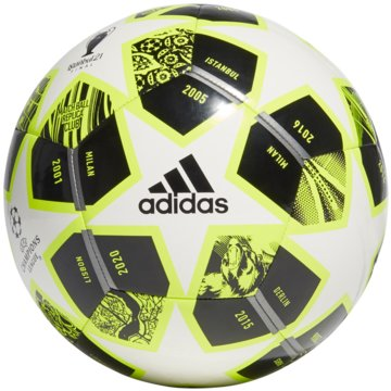 adidas FußbälleFINALE 21 20TH ANNIVERSARY UCL CLUB BALL - GK3472 gold