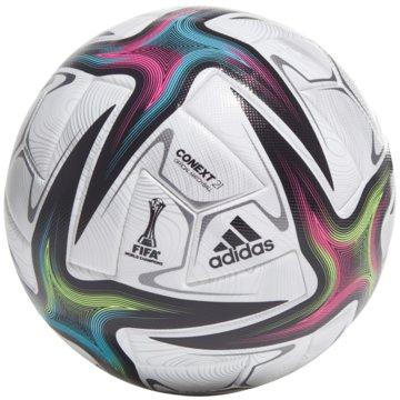 adidas FußbälleCONEXT 21 PRO BALL - GK3488 weiß