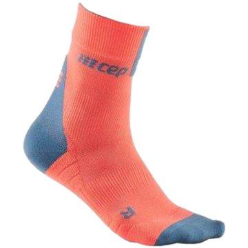 CEP Hohe SockenCompression Short Socks 3.0 Women lachs