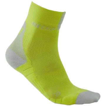 CEP Hohe Socken SHORT SOCKS 3.0, BLUE/GREY, MEN - WP5BX grün