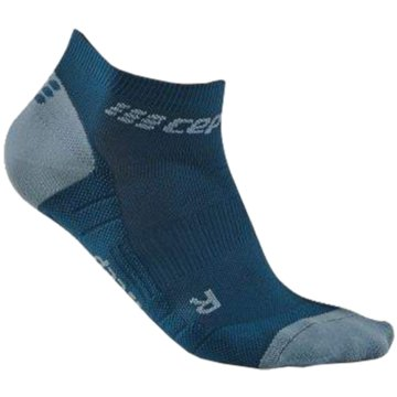CEP Hohe Socken LOW CUT SOCKS 3.0, BLUE/GREY, M - WP5AX schwarz