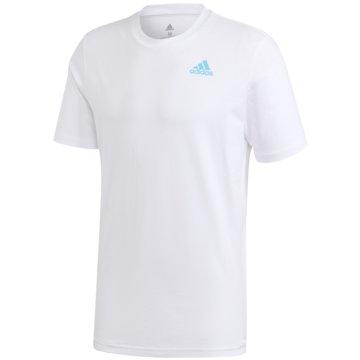adidas T-ShirtsSNACK GPX TEE - GE4677 weiß