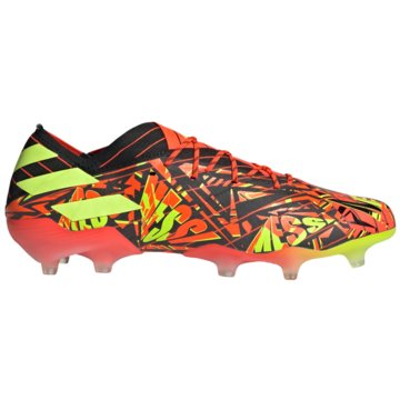 adidas Nocken-SohleNemeziz Messi .1 FG rot