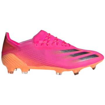 adidas Nocken-SohleX Ghosted.1 FG pink