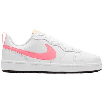 Nike Sneaker LowCOURT BOROUGH LOW 2 - BQ5448-108 weiß