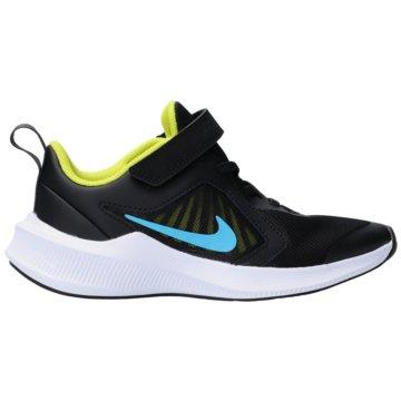 Nike Sneaker LowDOWNSHIFTER 10 - CJ2067-009 schwarz