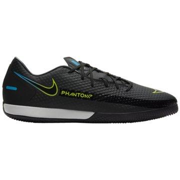 Nike Hallen-SohlePHANTOM GT ACADEMY IC - CK8467-090 schwarz