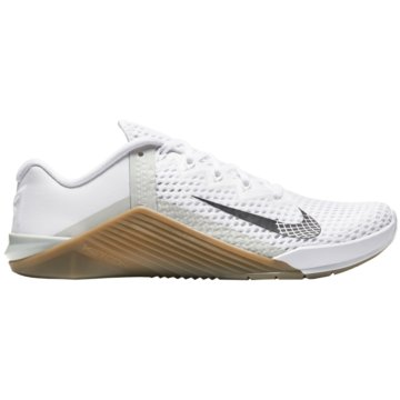 Nike TrainingsschuheMETCON 6 - CK9388-101 weiß