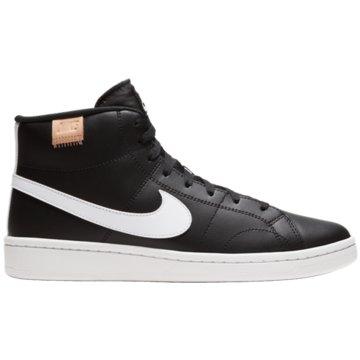 Nike Sneaker LowCOURT ROYALE 2 MID - CQ9179-001 schwarz
